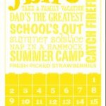 Op de agenda voor juni