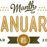 Op de agenda voor januari