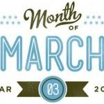 Op de agenda voor maart