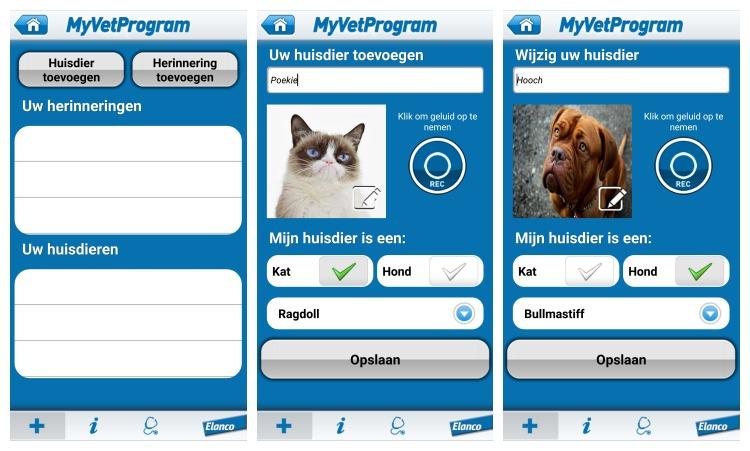 collage huisdieren toevoegen veterinaire nascholing review